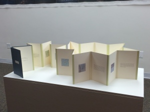 Bethel in the Green Mountains, artist book by Marianne Epstein & Sean Pears. Call & Response 2014.